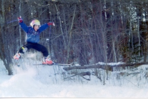 What ski racing taught me aboutlife.